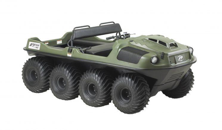 ARGO Avenger 8x8 S