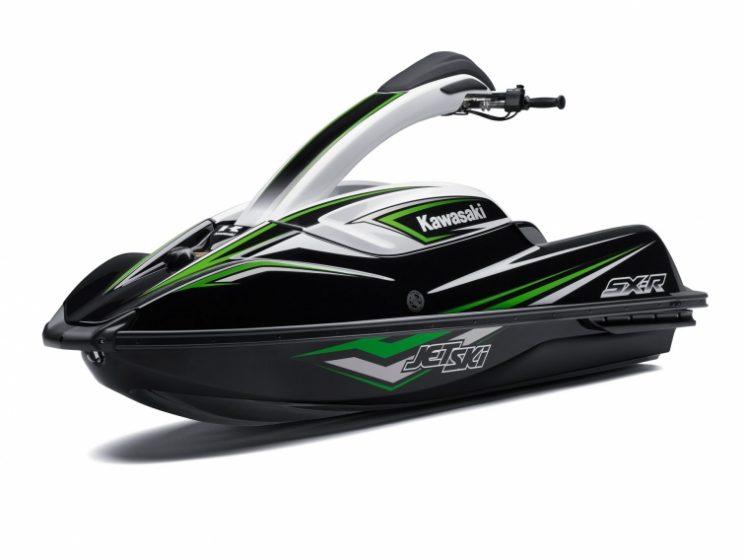 Kawasaki SX-R 2017