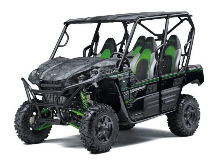 Kawasaki Teryx4 EPS LE CAMO MATRIX 2018