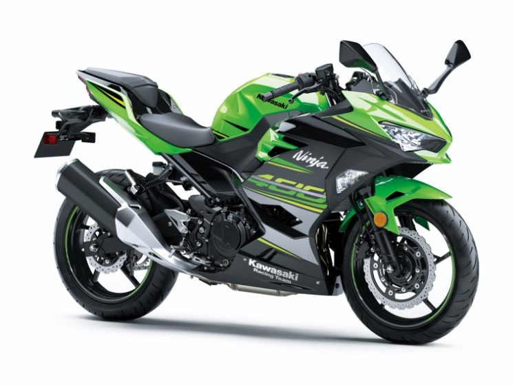 Kawasaki NINJA 400 KAWASAKI RACING TEAM 2018