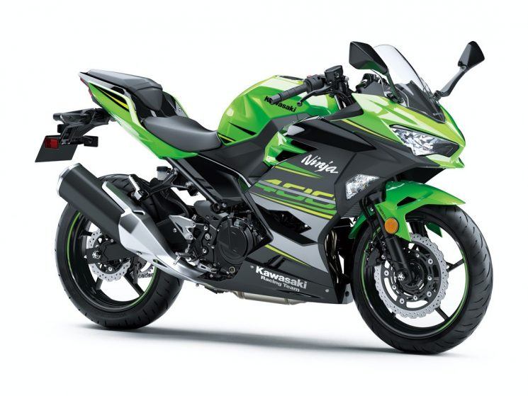 Kawasaki NINJA 400 ABS KAWASAKI RACING TEAM EDTION 2019