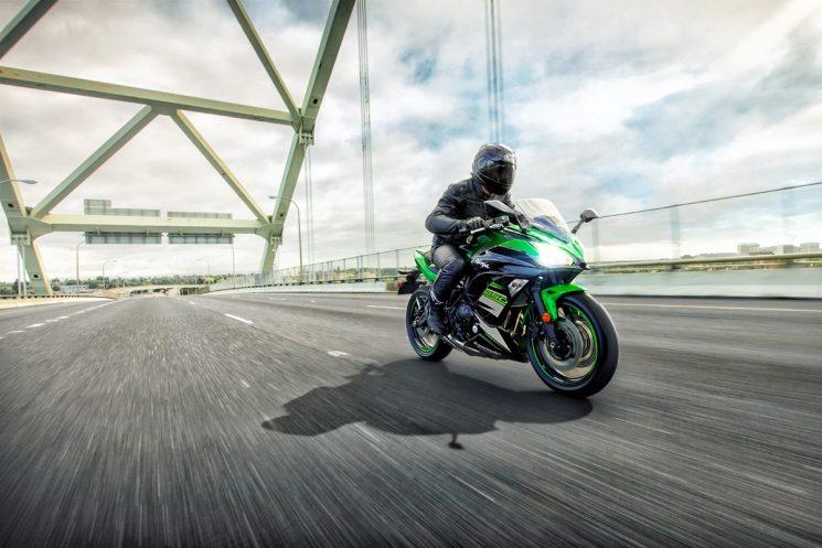2019 kawasaki NINJA 650 ABS KAWASAKI RACING TEAM Motorcycle