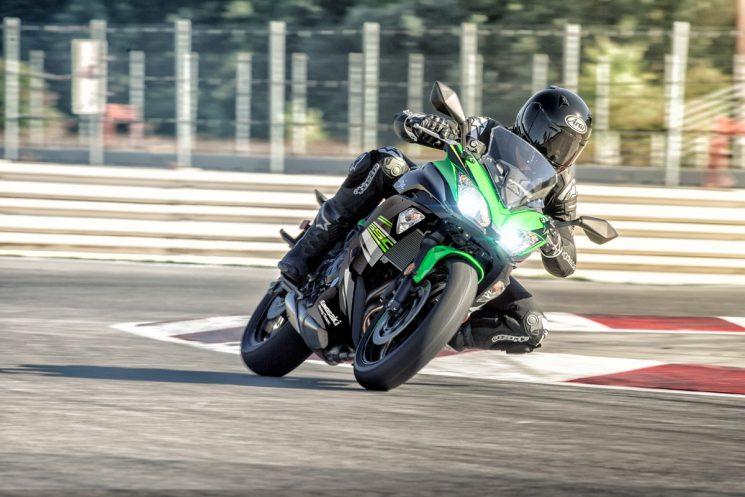 2019 Kawasaki Ninja 650 Abs Kawasaki Racing Team Motorcycle Sport