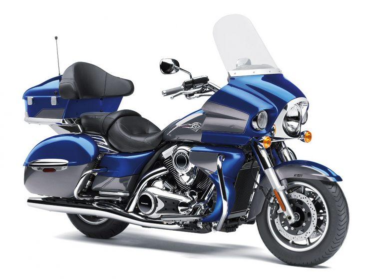 Kawasaki VULCAN 1700 VOYAGER ABS 2019