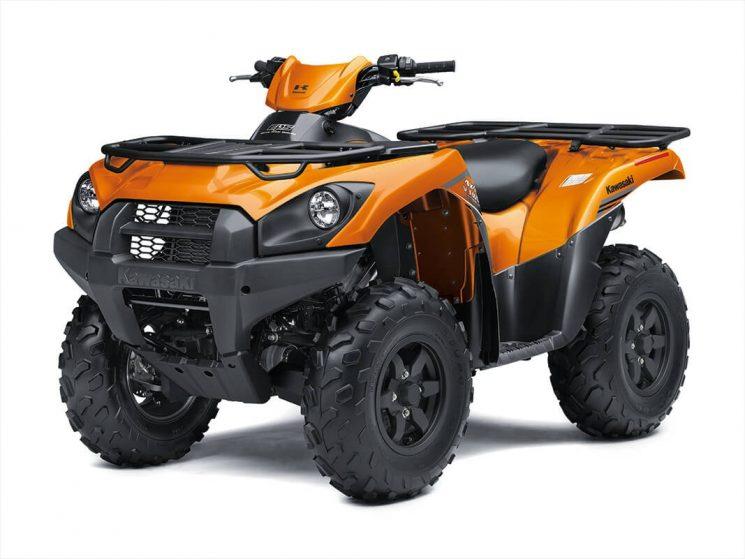 2021 kawasaki BRUTE FORCE 750 4X4i EPS SE