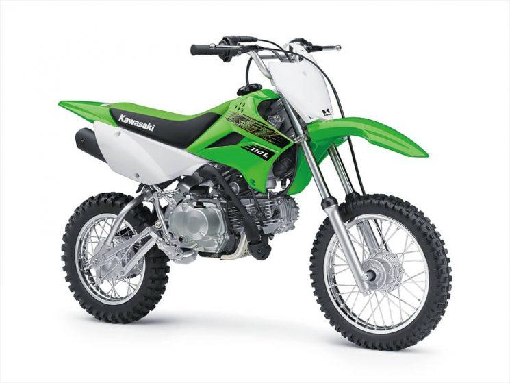 Kawasaki KLX110L 2021