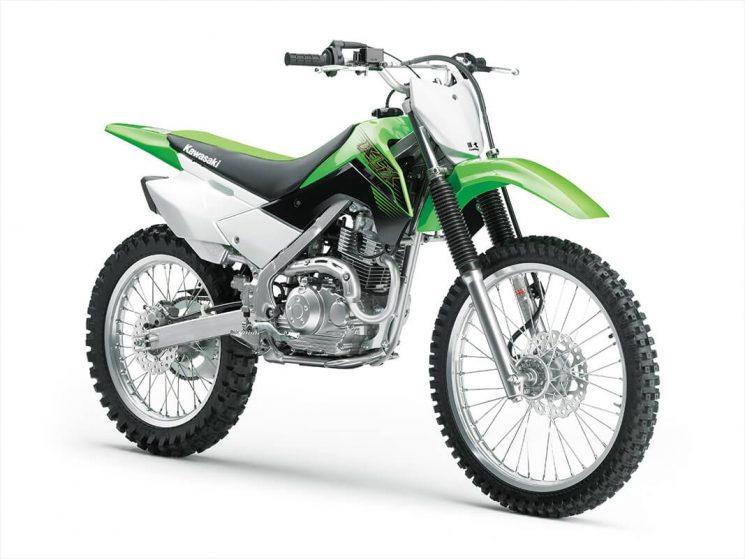 Kawasaki KLX140G 2021